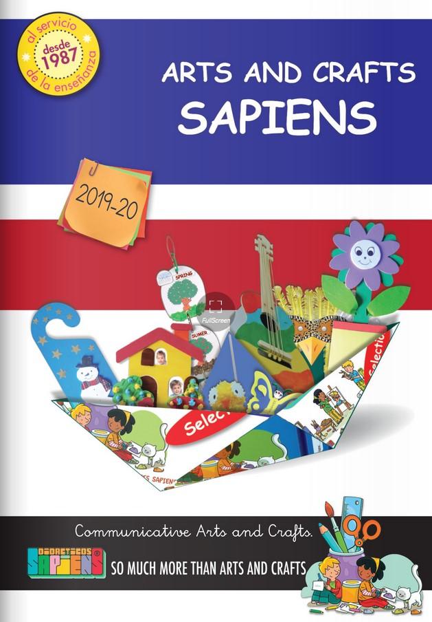 Arts and Crafts Sapiens